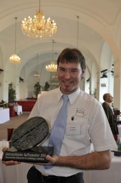 Ö. Kaffeemeister 2010: Peter Demmel aus Schaan in Liechtenstein