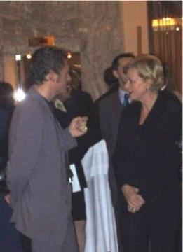 Frau Staatssekretärin Marès Rossmann