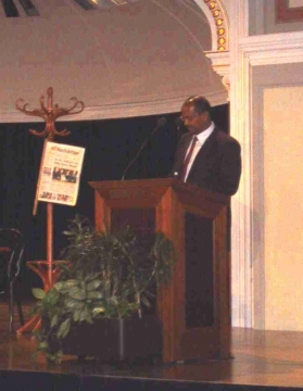 Botschaftsrat Dr. Waktasu, Äthiopische Botschaft