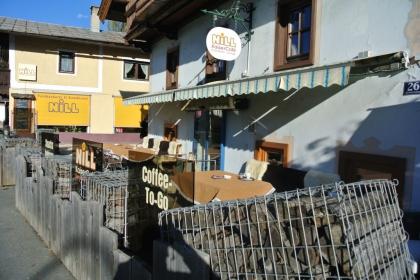 Konditorei und Rösterei Nill in St. Johann i.T.  www.baeckerei-nill.com