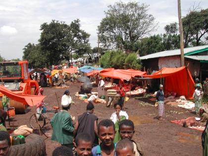 Studienreise nach Äthiopien, 25.10.-9.11.2008