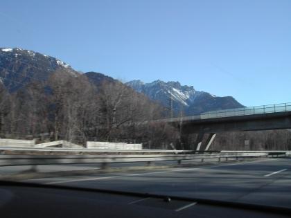 Weiterfahrt nach Osttirol HLW u. HF Lienz