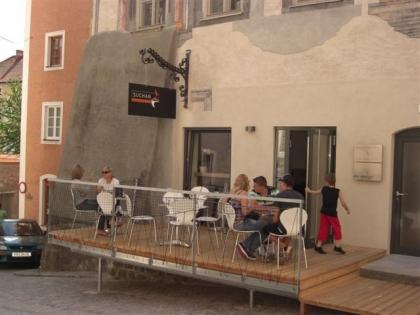 Das Lokal in der idyllischen Altstadt von Freistadt erfeut sich gleich von Anfang an großer Beliebtheit.