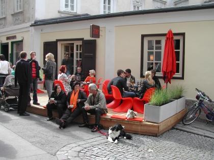 Am 13.Juni 2008 wurde im Herzen der Altstadt von Salzburg eine Rösterei eröffnet