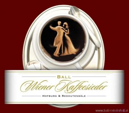 Ball der Wiener Kaffeesieder am 1.Februar 2008 in der Wiener Hofburg