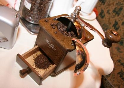 Handkaffeemühle