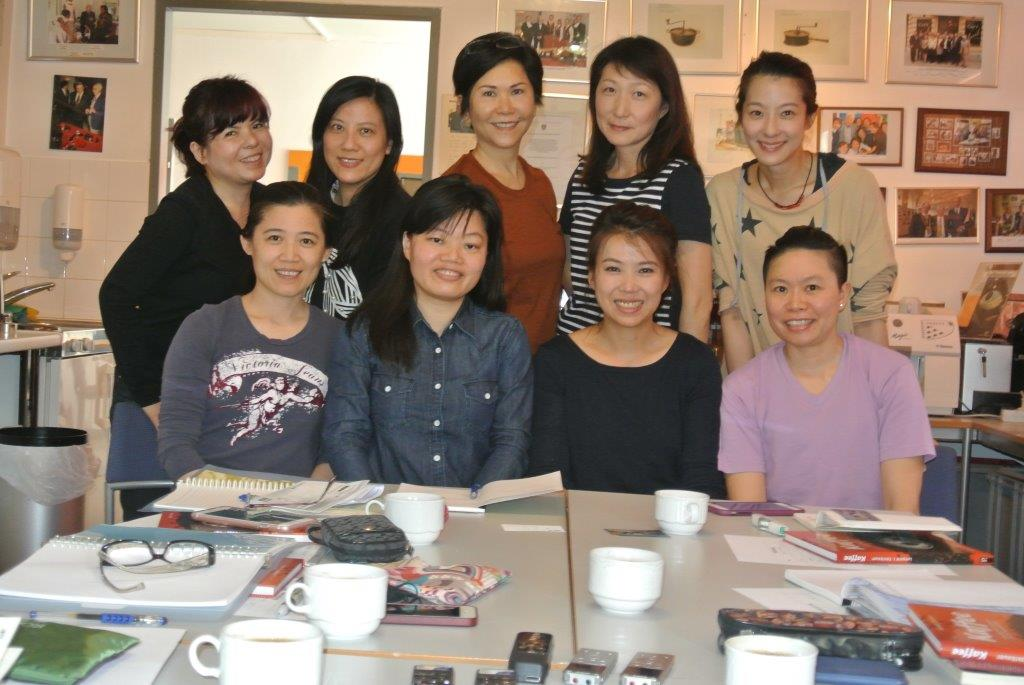 Taiwan Experten-Kurs 2016