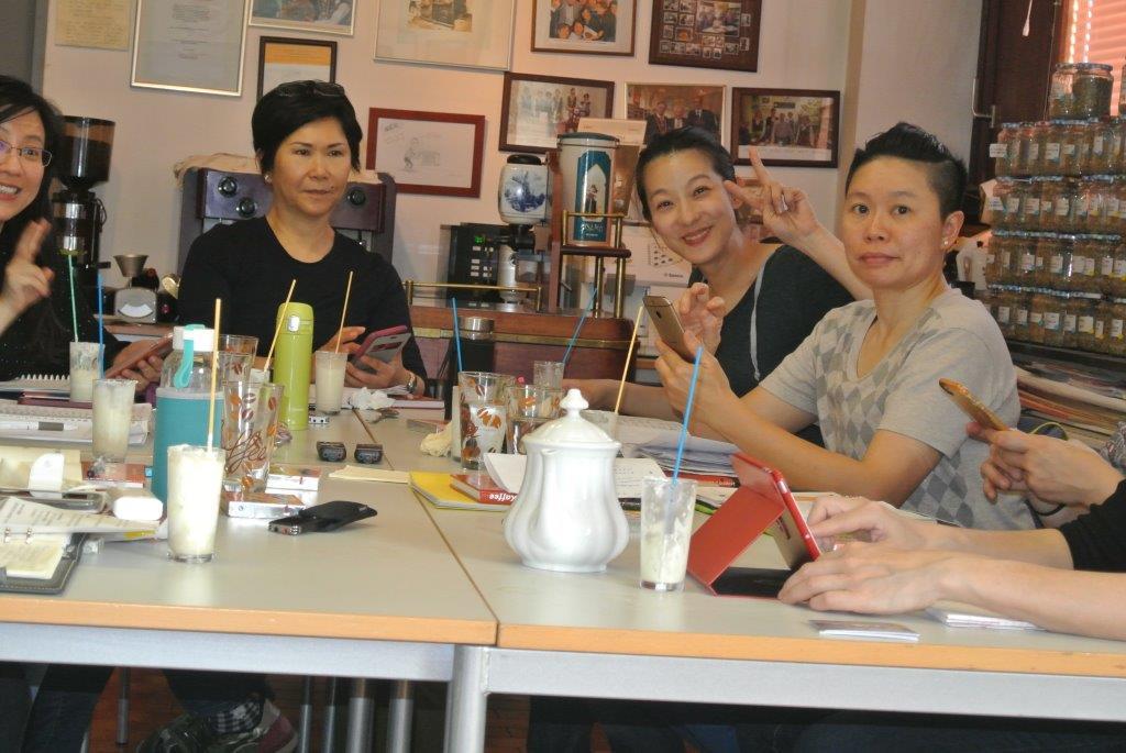 Taiwan-Kurs verkostet Rezept