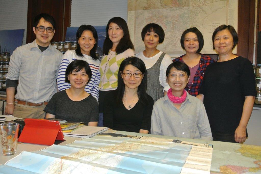 Chef-Diplom-Kaffeesommerlier-Kurs für Taiwanesen